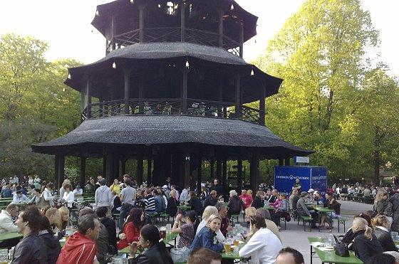 Tourismus Freizeit In München