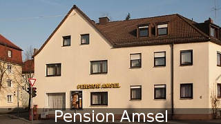 Pension Amsel in München